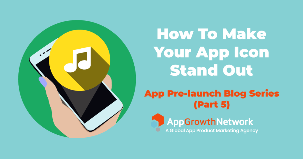 Cover for AGN blog post How to make your app icon stand out