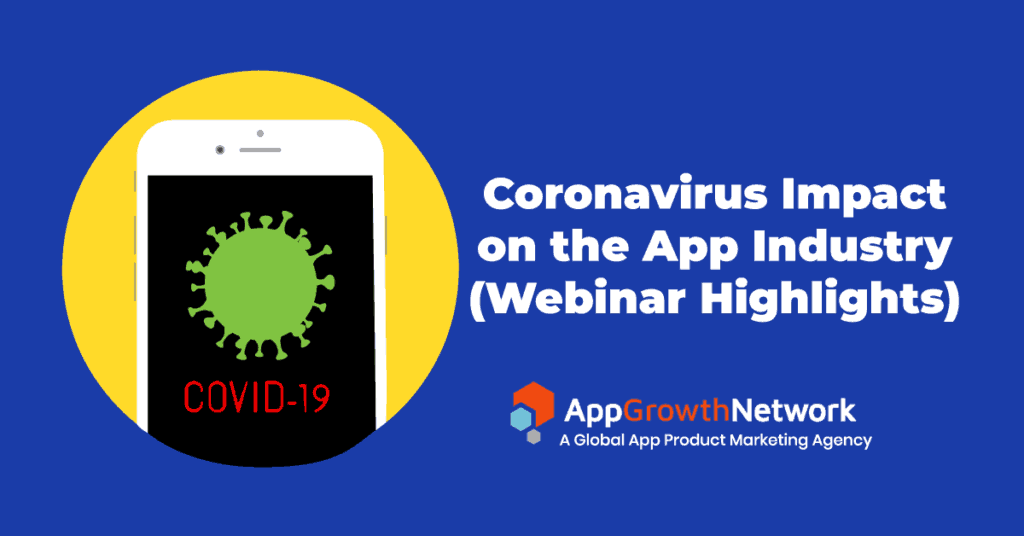 coronavirus impact on the app industry featured image