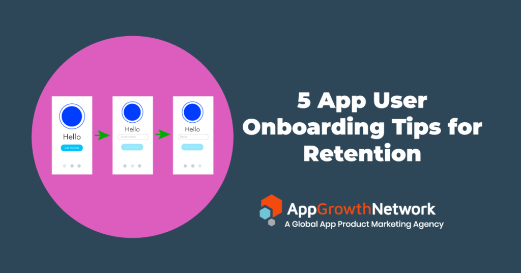 5 app user on-boarding tips