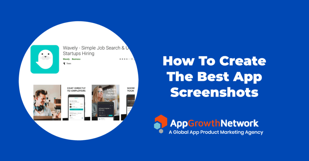 how to create the best app screenshots wavely AGN